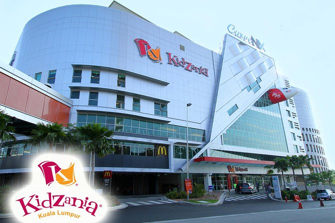 Kidzania KL Admission Ticket