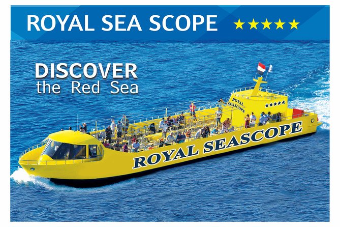 Royal Sea Scope Semi-Submarine – Hurghada