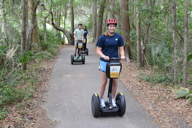 Segway Tropical Pathway Tour (90 minutes)