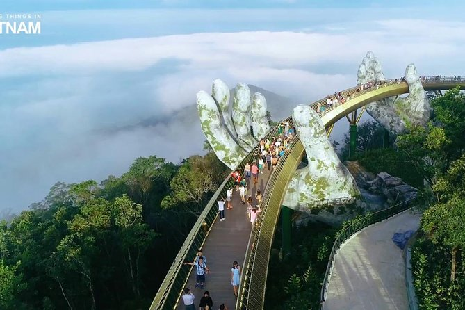 Private Golden Bridge & Ba Na Hills Full Day Trip From Hoi An City photo 18