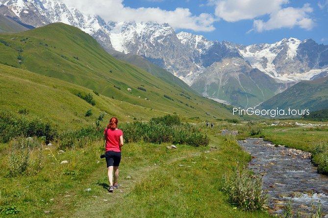 3-Day Svaneti Hiking Tour