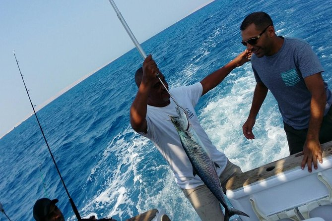 Professional Fishing Day Trip & snorkeling – Hurghada photo 4