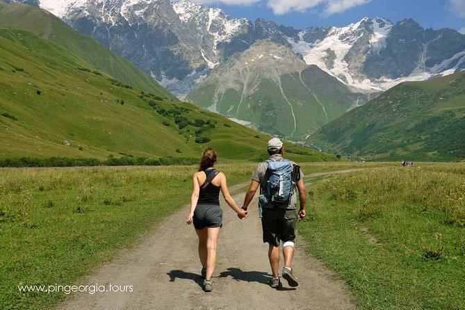 4-Day Svaneti Hiking Tour