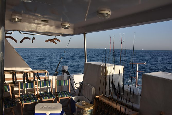Professional Fishing Day Trip & snorkeling – Hurghada photo 2