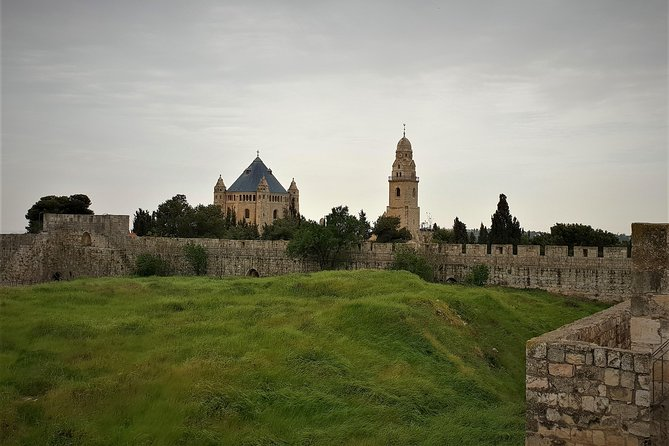 Secrets of the Underground Jerusalem