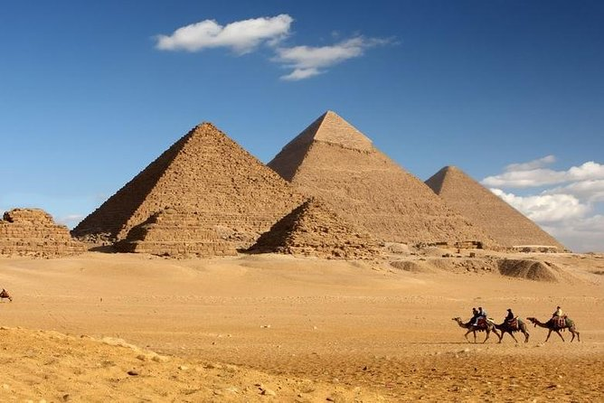 Cairo Over day Trip (Pyramids & Egyptian Museum) - Hurghada