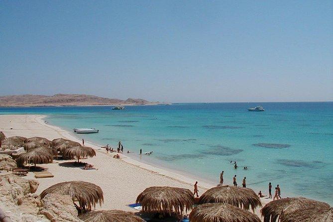 Paradise island snorkeling sea excursion - Hurghada
