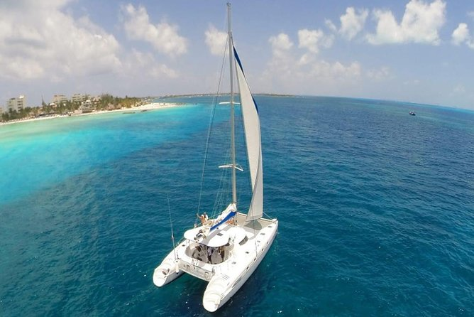 Isla Mujeres all inclusive Catamaran Sailing From Cancun