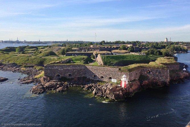 Helsinki Highlights Tour & Boat Ride