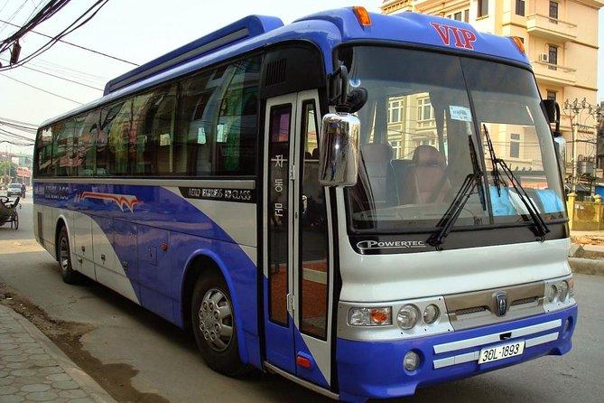 Combo Transfer ( Hanoi to Catba or Catba Hanoi)
