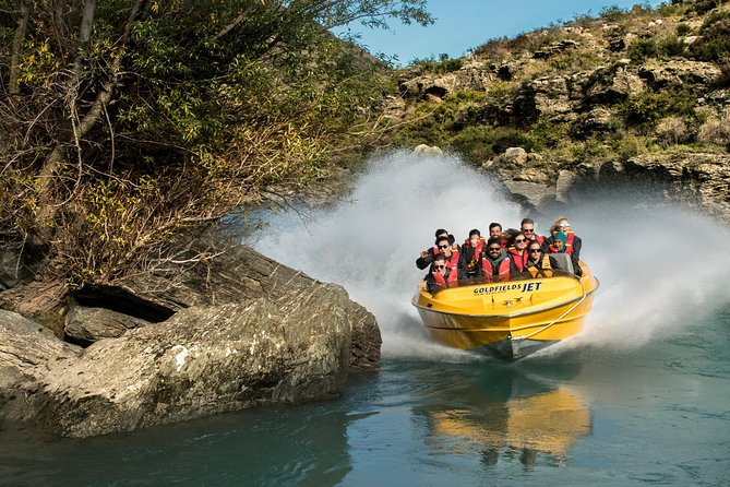 25 minutes of pure ADRENALINE - GOLDFIELDS JET