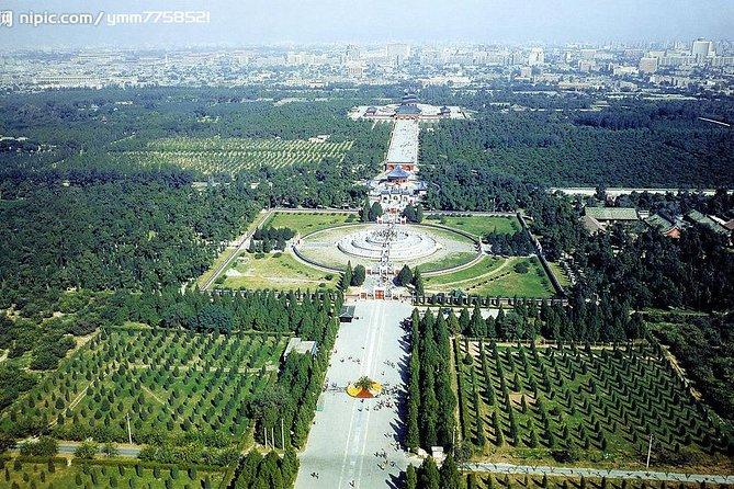 Mini group 72USD Temple of Heaven, Tiananmen Square, Forbidden City, Hutong