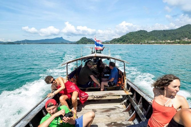 Krabi Town to Railay beach by Longtail boat(Pickup from your hotel) photo 3
