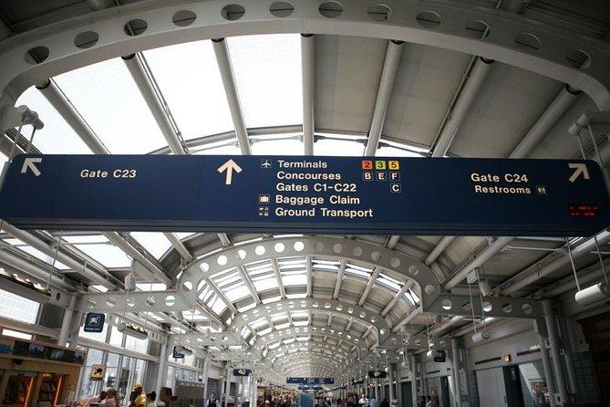 Traslado Para Llegadas Al Aeropuerto De Chicago