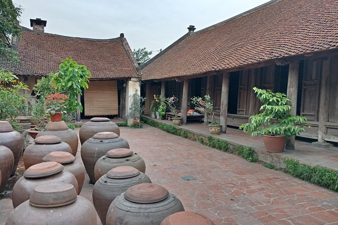 Private Full Day Tay Phuong Duong Lam Tour From Hanoi photo 3