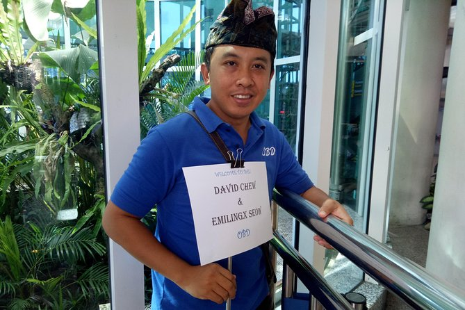Private Arrival Transfer:Bali,Ngurah Rai Denpasar Airport to Candidasa Area