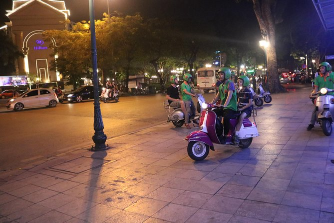 Hoi An Vespa By Night Food Tour 4 Hours