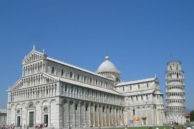 Pisa and the Leaning Tower Afternoon Tour from Florence