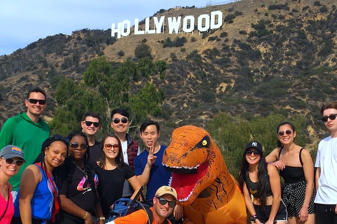 Hollywood Sign Experience - Tours oficiales a pie
