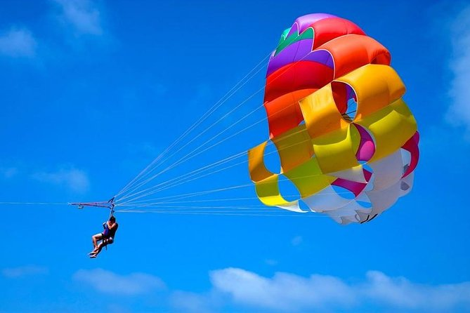 Parasailing With Private Transfer - Hurghada