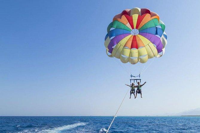Hurghada: Parasailing Adventure