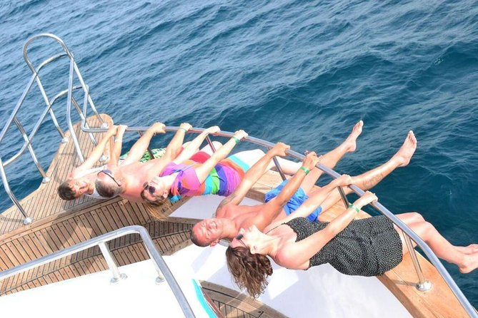 Giftun Island Royal Snorkeling Sea Trip With water sport & massage - hurghada