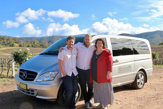 Hunter Valley Day Tour from Sydney