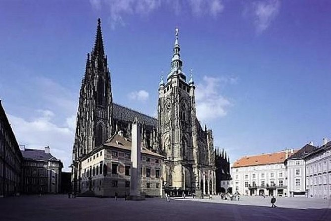 Prague Castle Ticket and Introductory Overview at 12:05pm