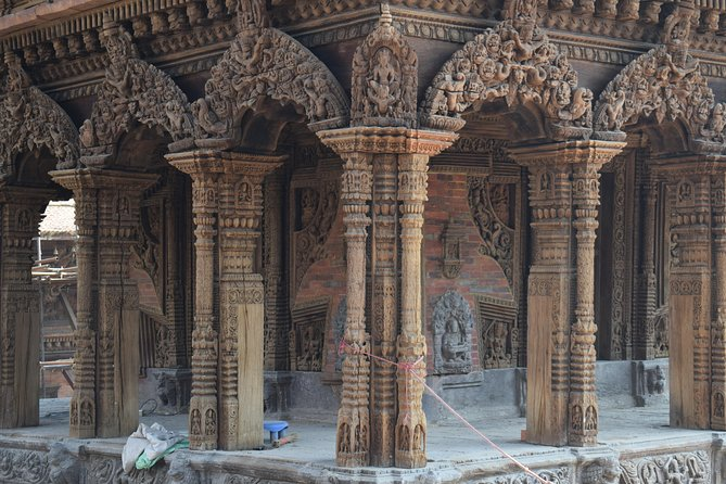 Seven World Heritage Day Tour of Kathmandu Valley