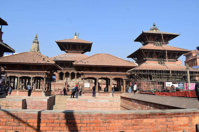 Incredible 5 World Heritage Sites One Day City Tour in Kathmandu