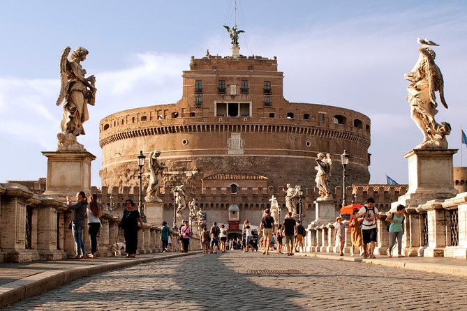 Rome Castle Sant'Angelo and its mysteries - Private Tour
