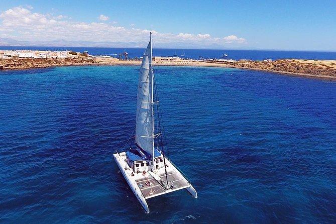 Isla de Tabarca Sailing Tour from Alicante