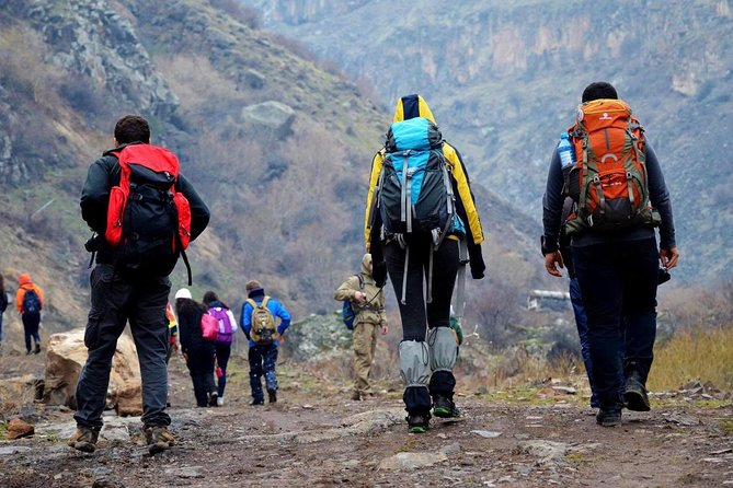 Trekking tour in ARMENIA / 7 days