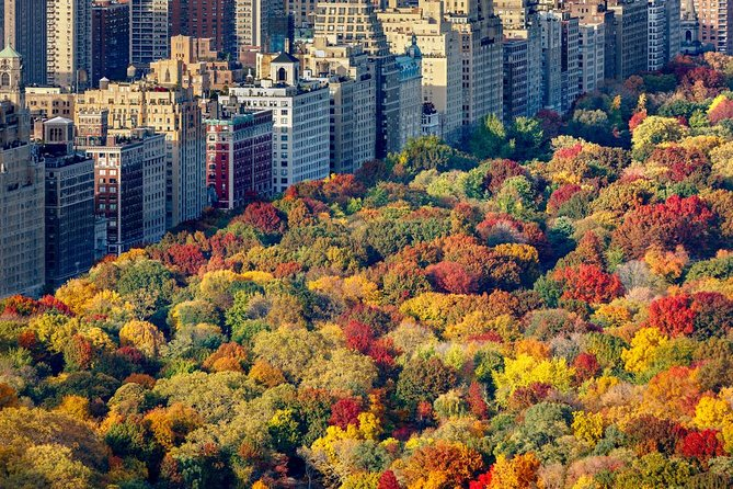 Private Hudson Valley Fall Foliage Helicopter Charter uit Manhattan