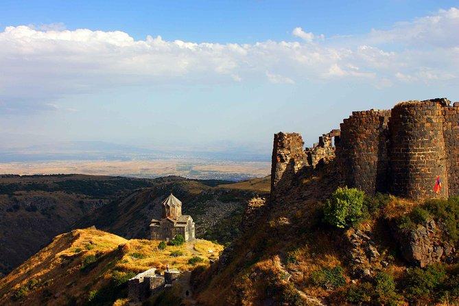 Daily private tour to Saghmosavank,Ohanavank,Armenian Alphabet Monument,Amberd