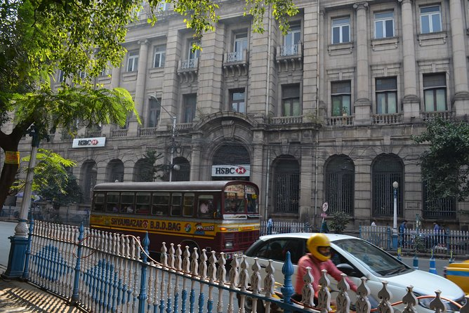 Kolkata - Bespoke Walking tours Park street