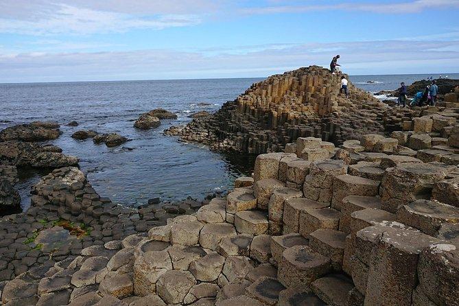 Private Luxury Giants Causeway and Antrim Coast Tour
