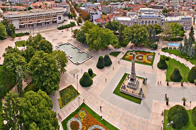 Day Trip to Ruse (Northern Bulgaria) from Bucharest