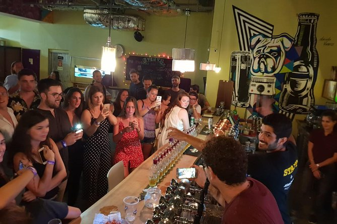 Daily Pub Crawl in Tel Aviv!