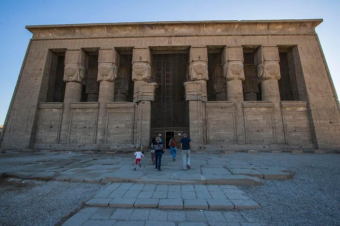 Private Full Day Tour: Dendera & Abydos Temples from Luxor