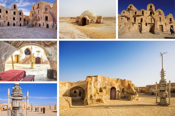 6 Days Tunisia Star Wars Locations Private Tour Tataouine Tunisia Activities Lonely Planet