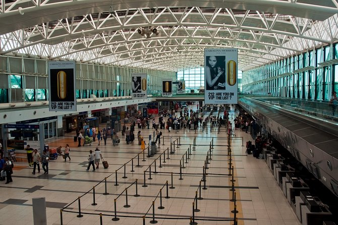 Buenos Aires Airport (EZE) Transfer with English speaking driver