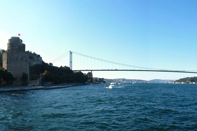Morning Bosphorus Boat Tour and Afternoon Ottoman Relics Tour in Istanbul with Lunch photo 2