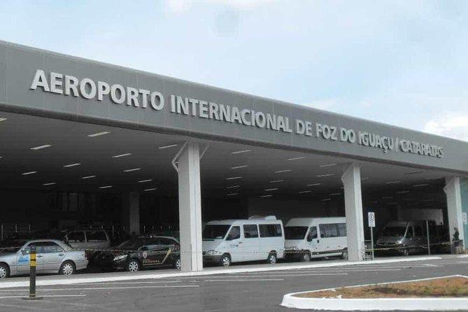 Transfer Ida e Volta Aeroporto IGU/ Hotel IGR