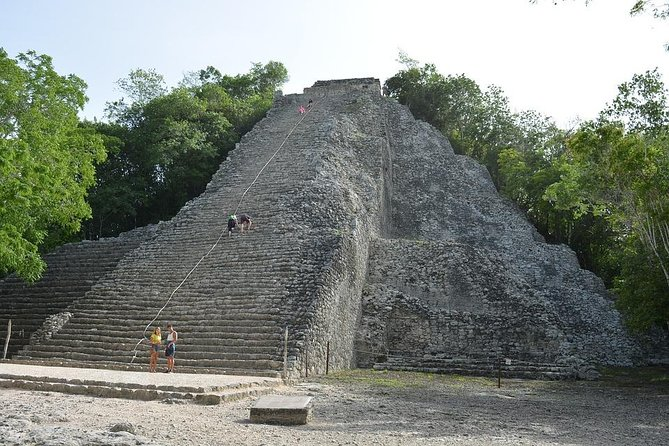 Coba and Tulum and Cenote and Playa del Carmen all in one 4X1 the most wanted!! photo 34