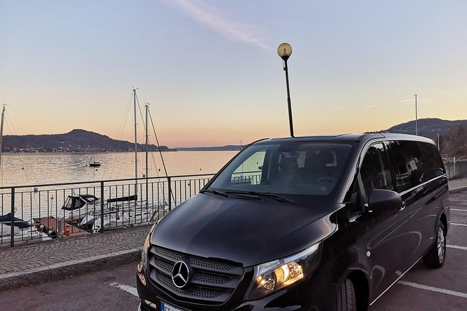 Malpensa to Stresa or Stresa to Malpensa Private Taxi Transfer with David