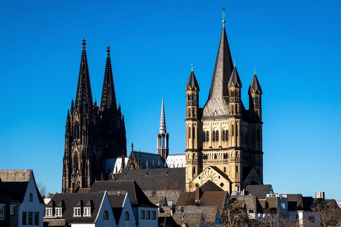 Cologne City Tour Experience cathedral city on the Rhine