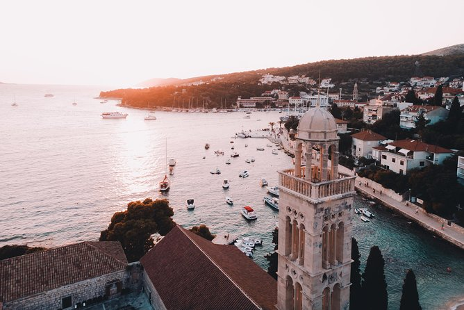 Guided Boat Tour to Hvar and Stari Grad