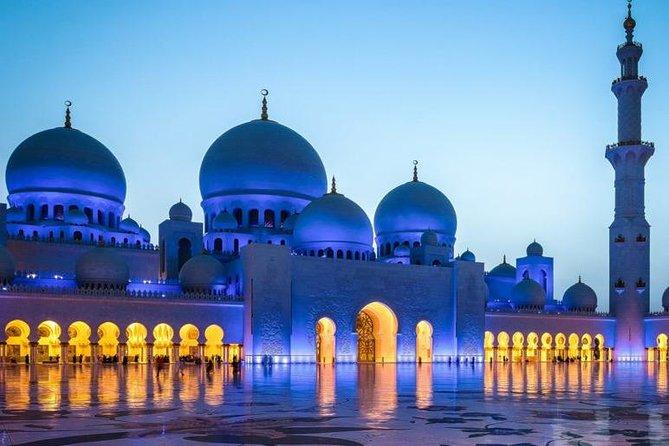 Tour pela cidade de meio dia em Abu Dhabi