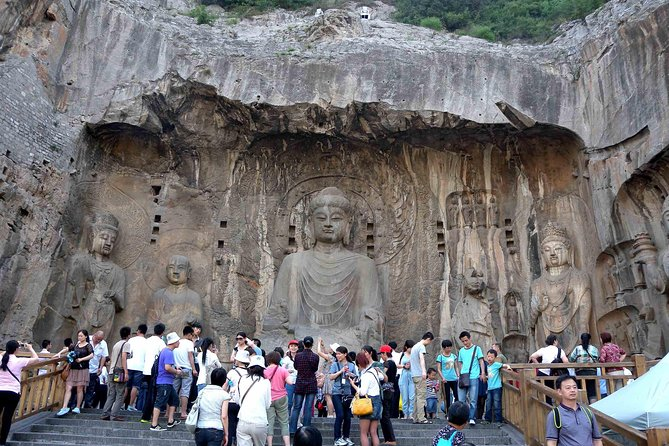 All Inclusive Luoyang Private Day Tour to Shaolin Temple and Longmen Grottoes photo 2